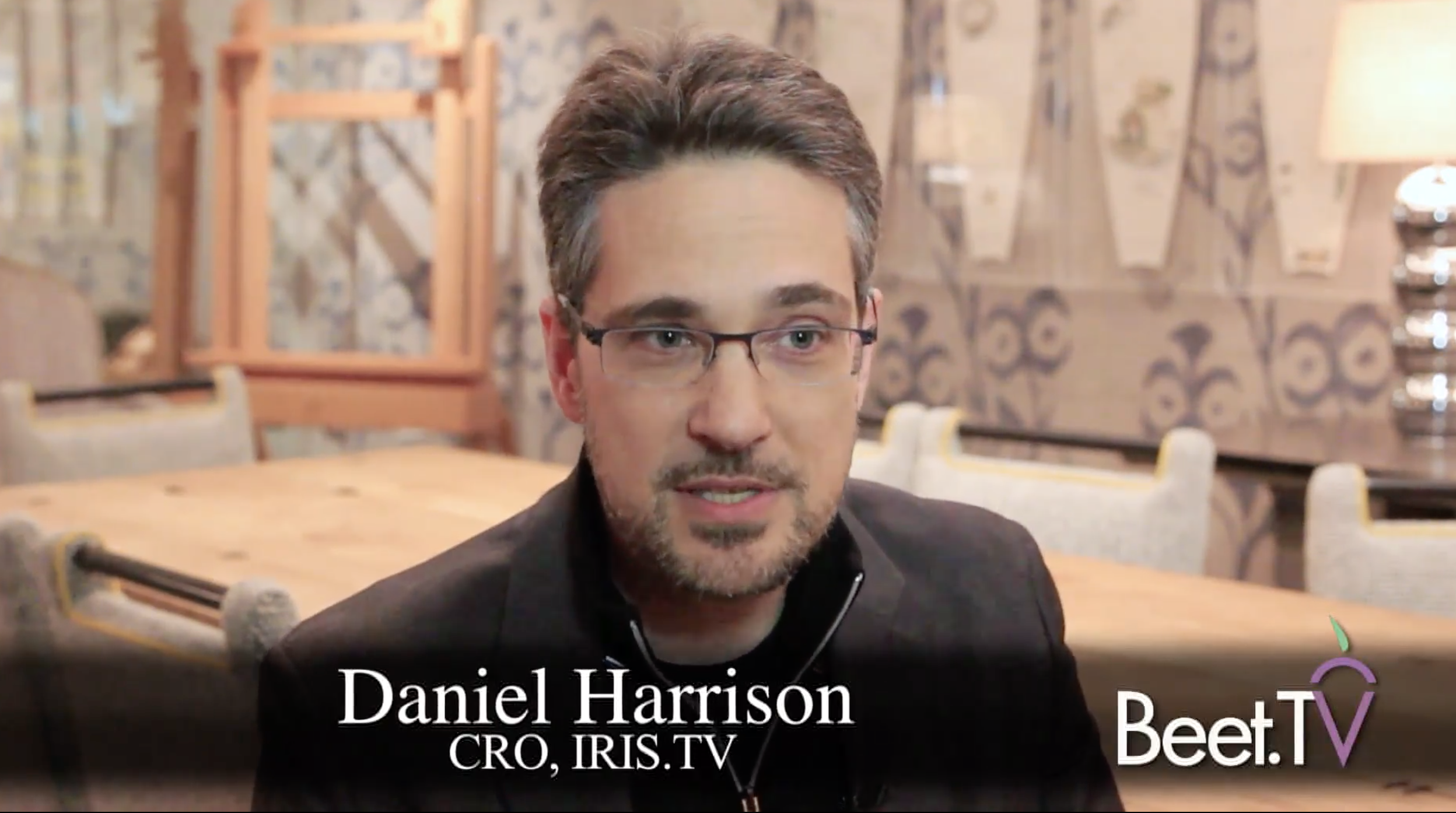 Regardless Of The Source, Unwatched Video Isn't Viable: IRIS.TV's Harrison